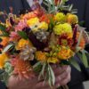 Flora Organica - fall bouquet with succulents