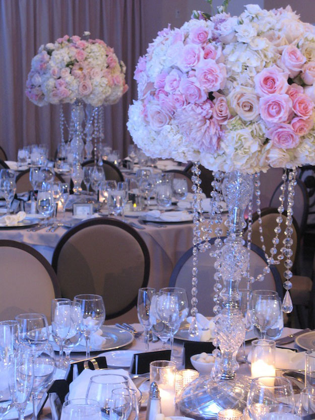 Posh Peony - Blush Wedding Reception