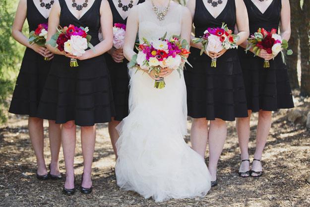 Posh Peony - Bridal Party