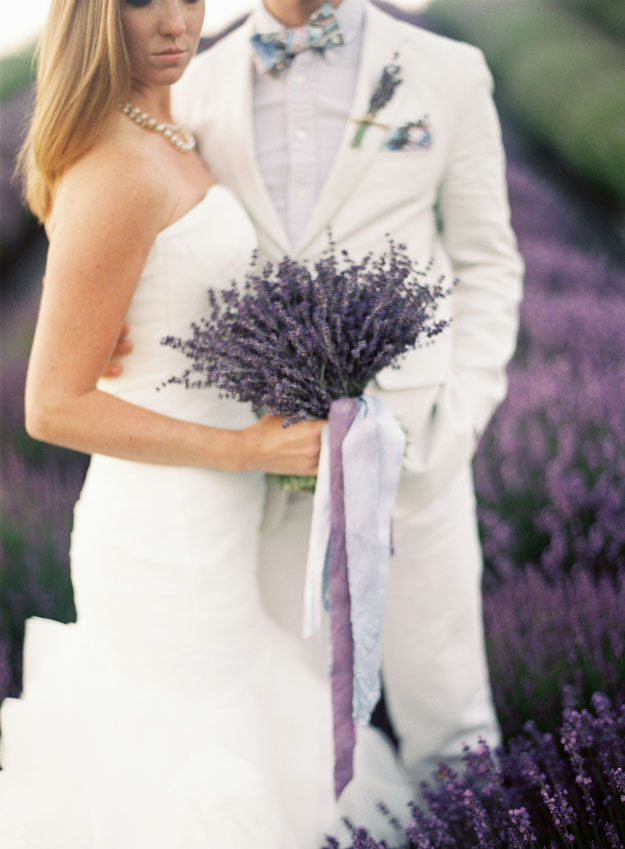 Weber Photography, Bloom Michigan, lavender bouquet