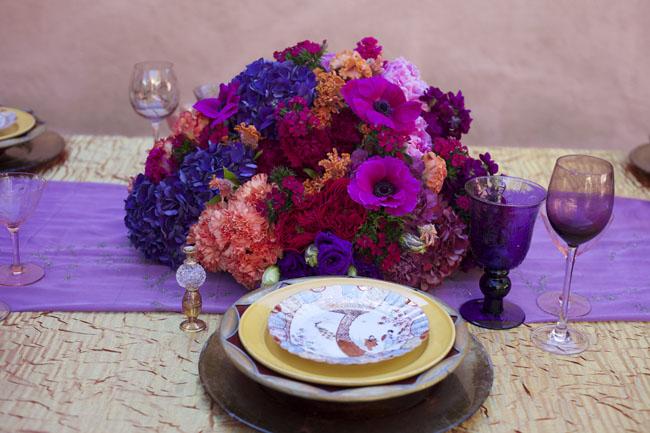 Tricia Saroya flowers santa barbara