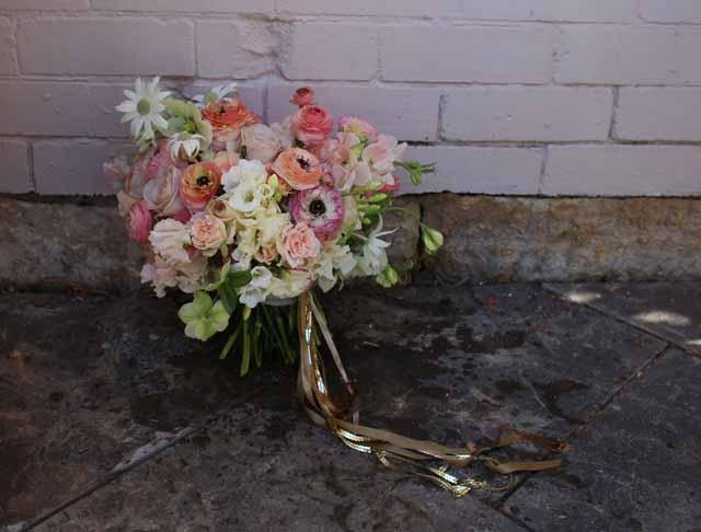Jardine Botanic - pink bouquet