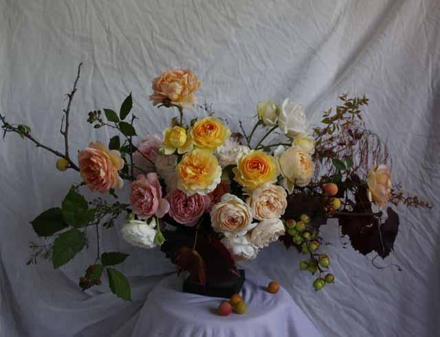 Jardine Botanic - floral centerpiece