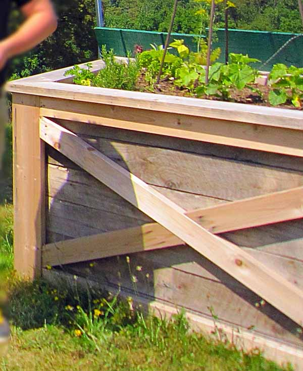 Flower Bed Box