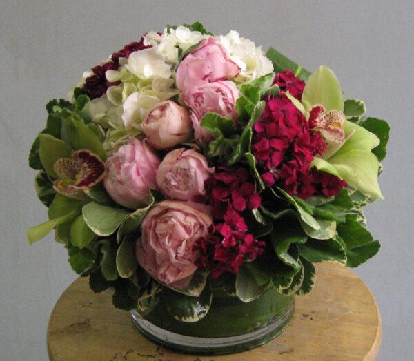 Fiori Floral Design - peony arrangement