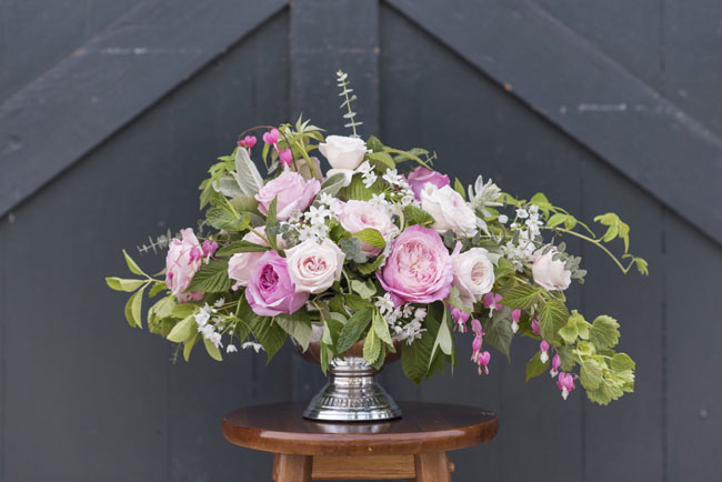 Flirty Fleurs Workshop + David Austin Garden Roses
