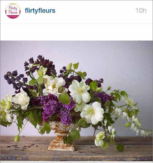 Flirty Fleurs on Instagram
