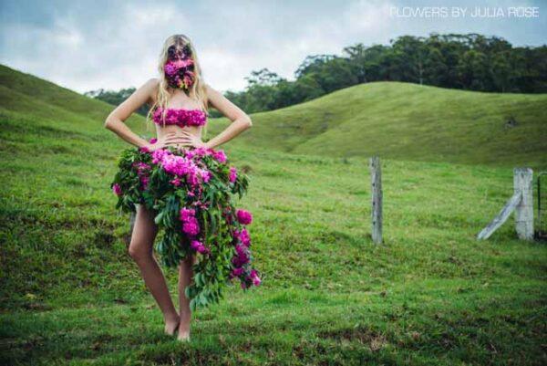 Flowers by Julia Rose, Australia