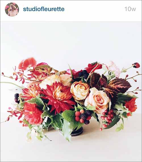Studio Fleurette on Instagram