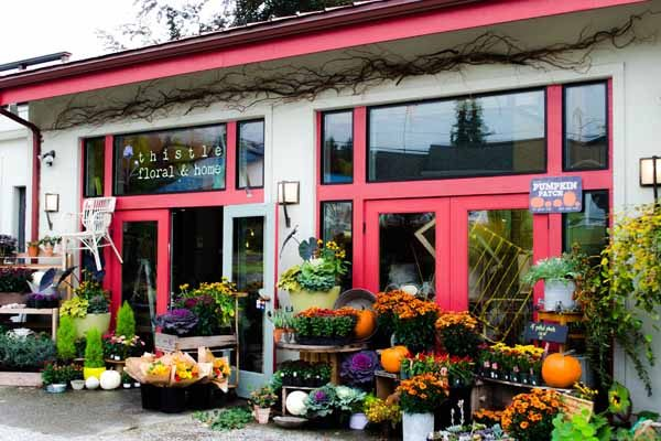 Thistle Floral & Hope - Cute flower shop