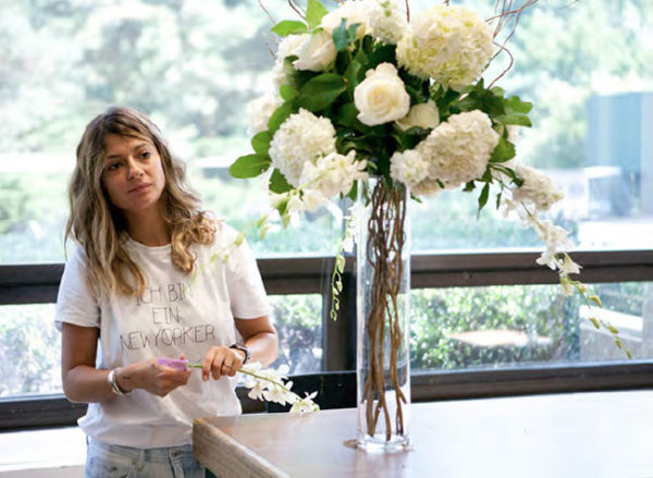 NYBG floral design classes