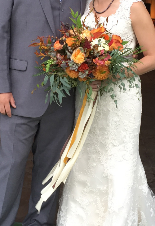 Destiny Hill Farm, Fall bouquet