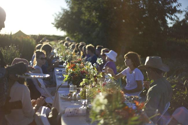 Field to Vase Dinner