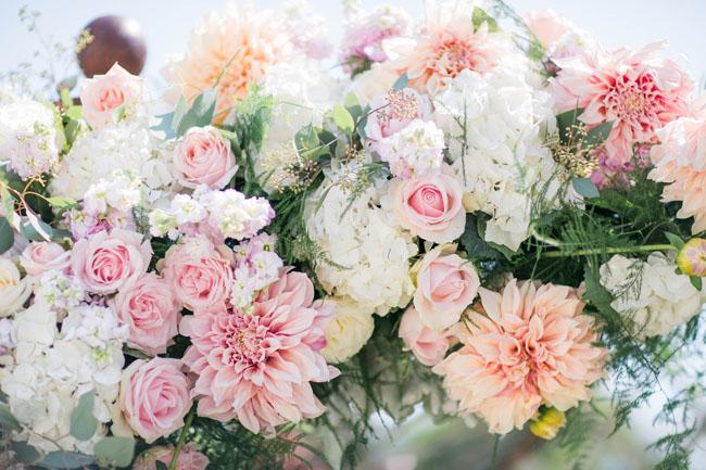 Flora Organica Floral Design & Kathleen Amelia Photographer, Eureka, California Wedding