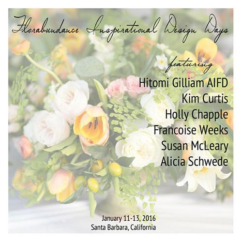 florabundance design days 2016
