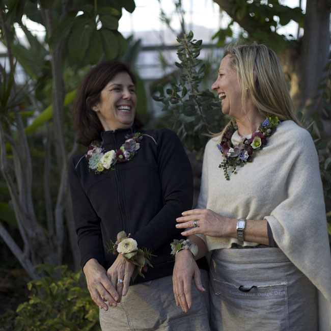 Florabundance Design Days 2016 -  Consider the Lilies with their botanical jewelry