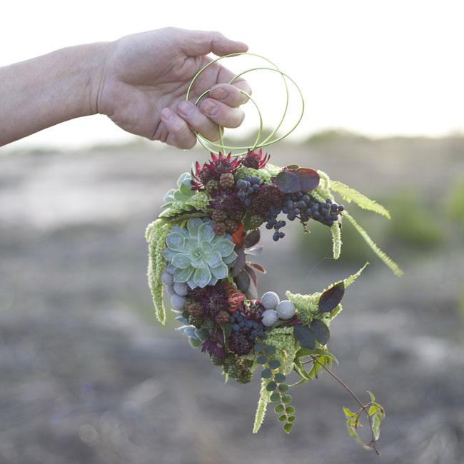 Florabundance Design Days 2016 -  botanical purse designed by BJ Dyer