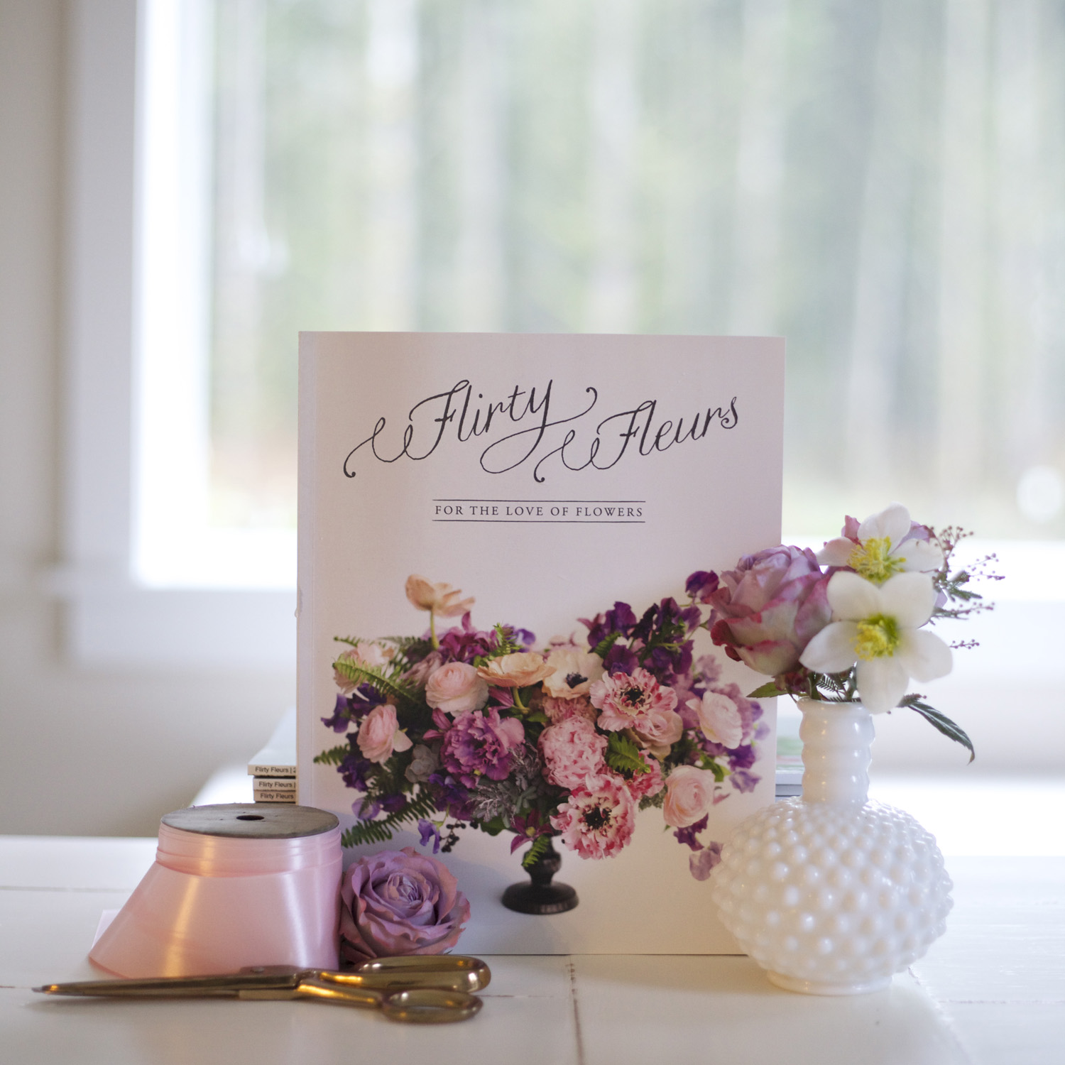 Flirty Fleurs – Second Annual Print Edition is now Available!
