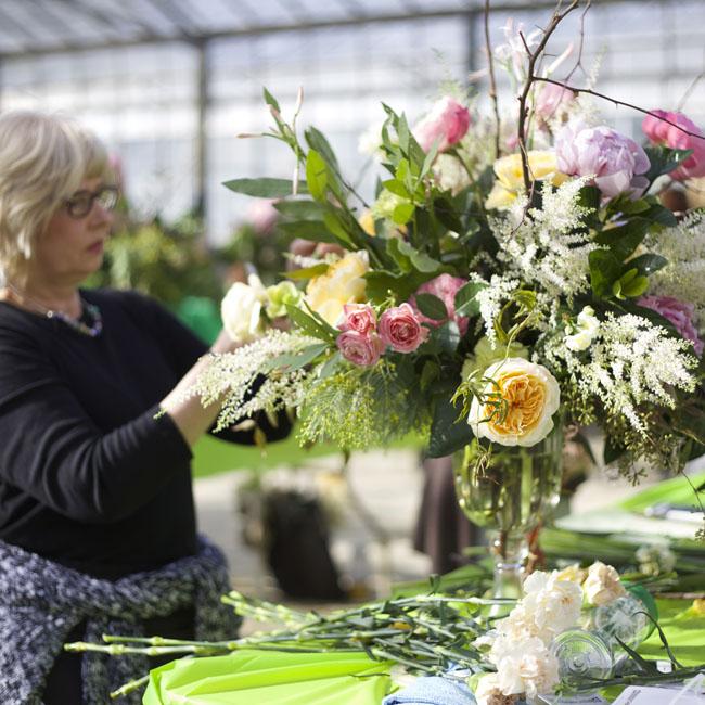 Florabundance Design Days 2016 - Irene Seamen from Academy Florist