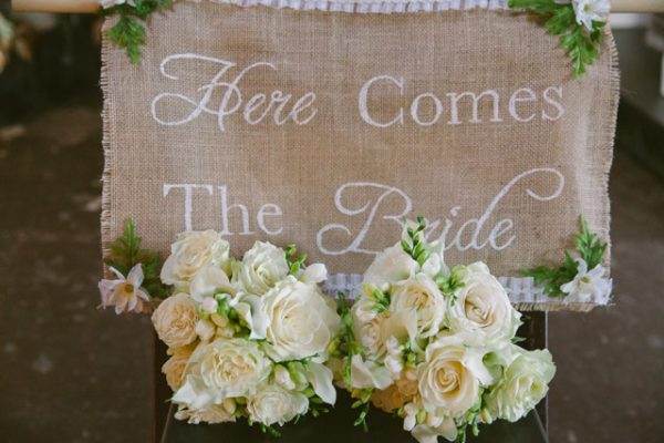 Anissa Rae Flowers & Refinements, NYC - white rose bouquets