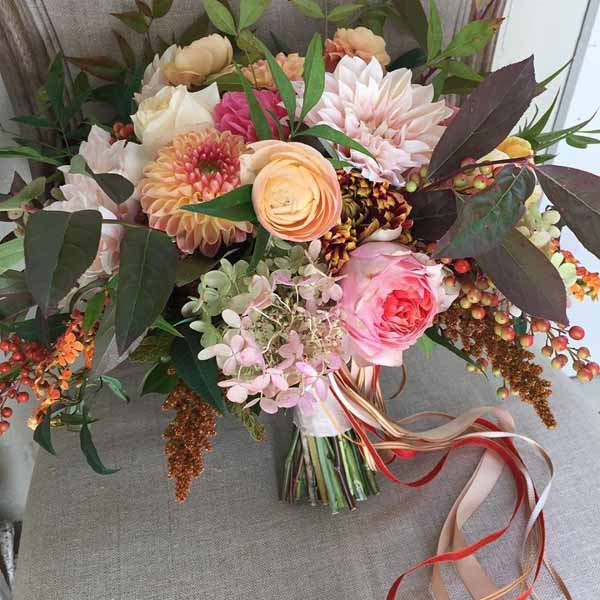 Southern Blooms by Pat's Floral Designs - bouquet with