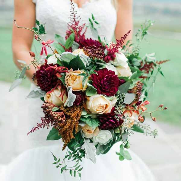 Southern Blooms by Pat's Floral Designs - Rachel May Photography