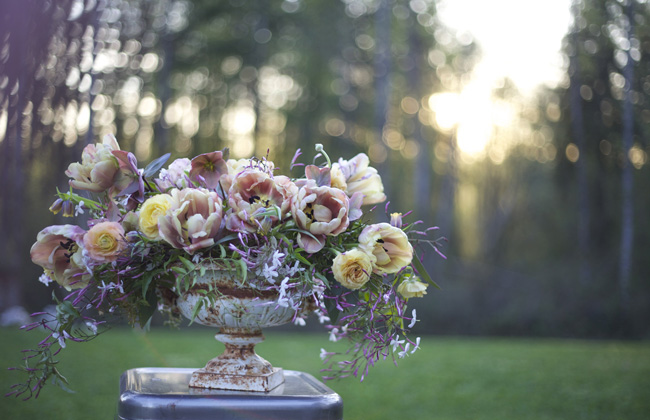 Designed by Alicia Schwede of Bella Fiori, Wedding Florist Washington State
