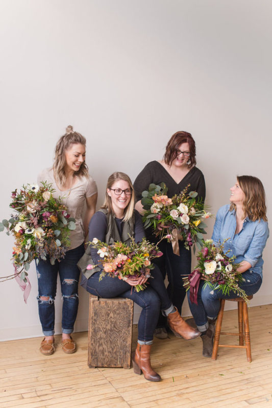 Winnipeg, Manitoba, Canada Wedding Florist