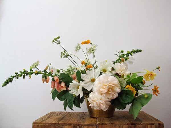 Botanique Flowers - From the cutting garden