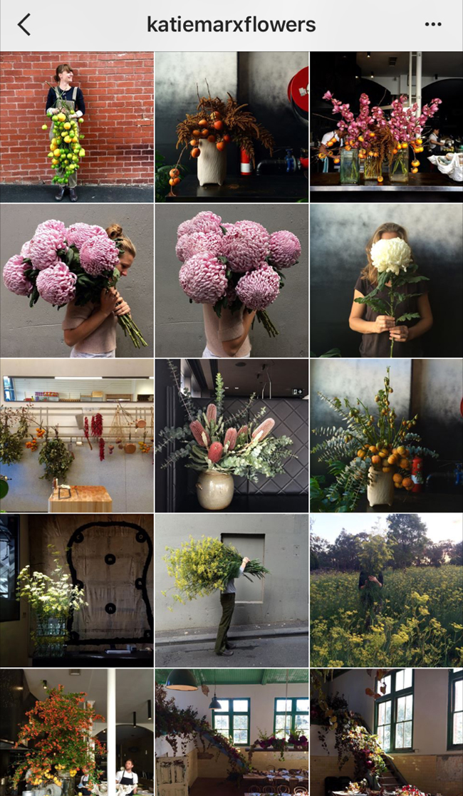 Australian & New Zealand Flower Folks to follow on Instagram
