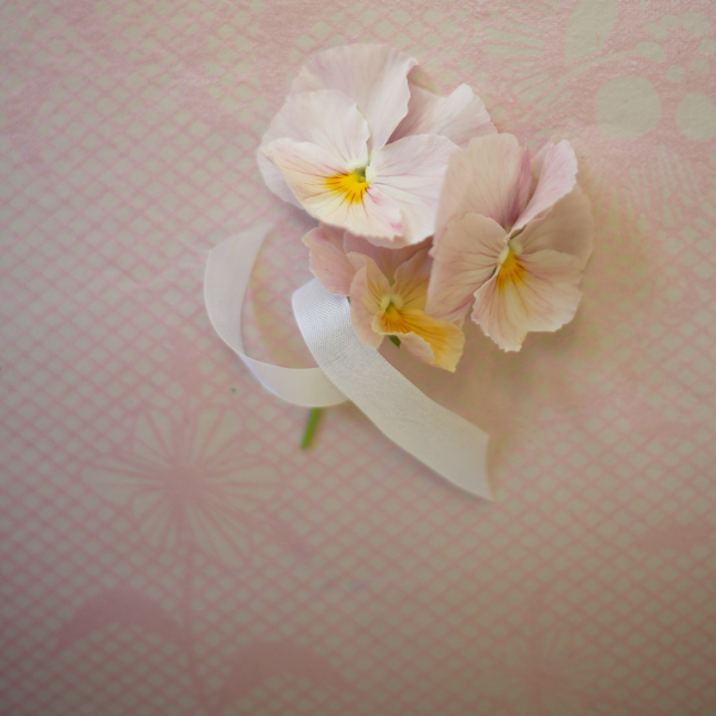 Midori Ribbon featured on Flirty Fleurs 1