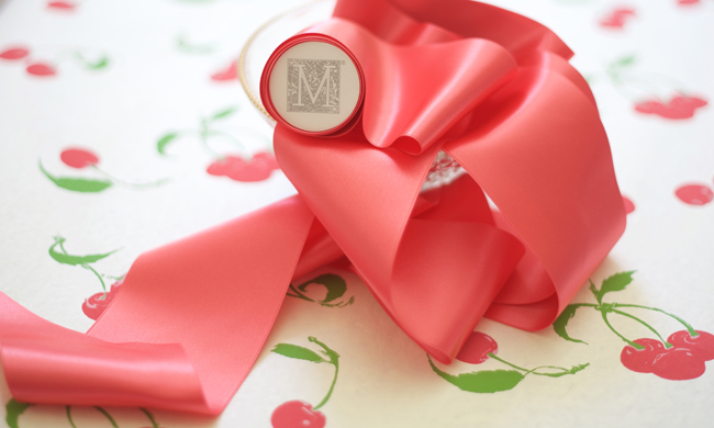 Midori Ribbon featured on Flirty Fleurs 4