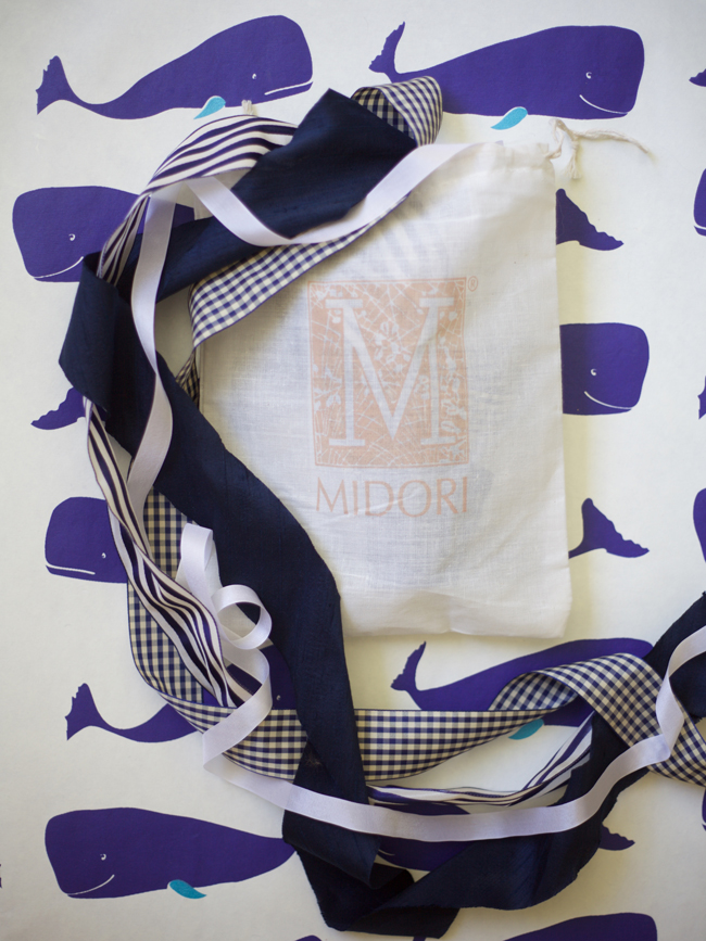 Midori Ribbon featured on Flirty Fleurs 3
