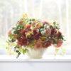Pumpkin + Floral Centerpiece