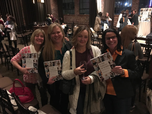 In The Company of Women Book tour
