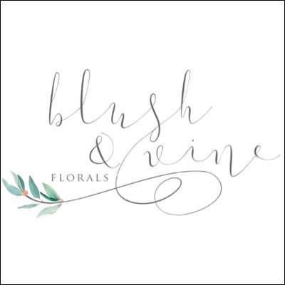 blush & vine logo