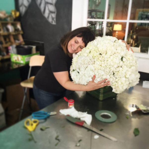 Amy of Crimson & Clover Floral Design, Inc.