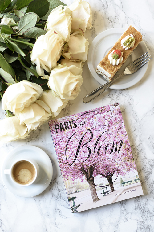 Paris in Bloom Book by Photographer Georgianna Lane