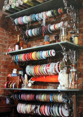 Ribbon Racks