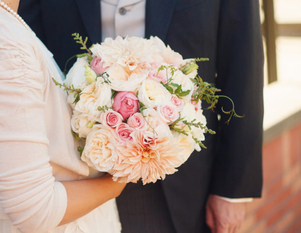 Zest Floral - Blush Bridal Bouquet