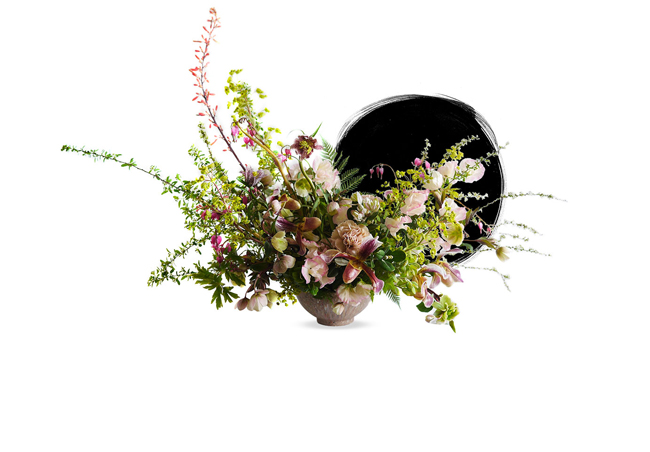 Of The Flowers - floral arrangement
