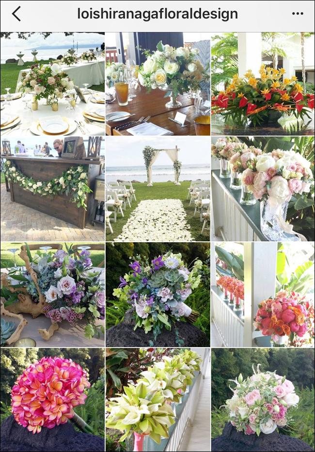 Lois Hiranaga Floral Design AIFD - AIFD Designers to Follow on Social Media