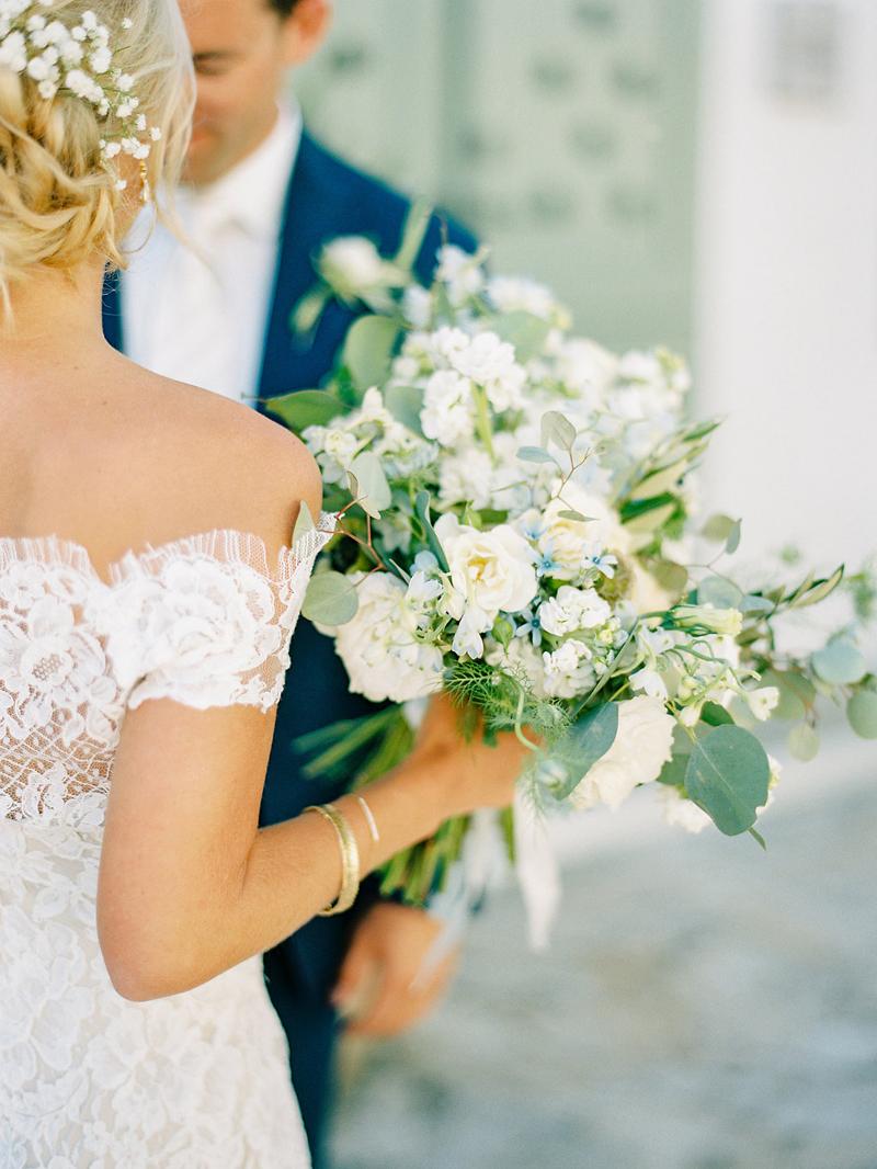 Myrtie Blues Floral Design, Florida. Lauren Kinsey Photography. Bridal Bouquet