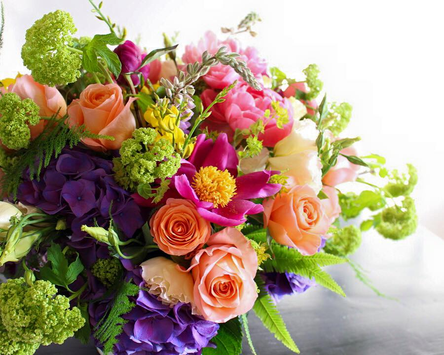 Create Floral Design Los Angeles California
