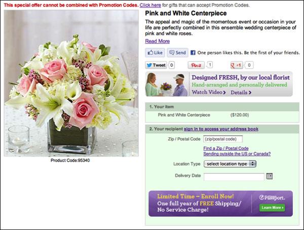flower budgets