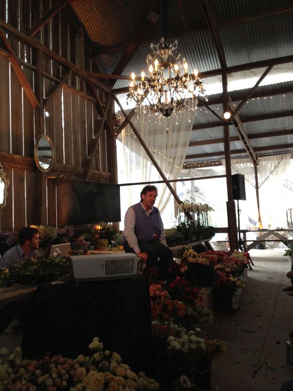 Ian Prosser Floral Designer