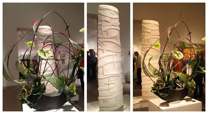 Floral Designer and Art Piece: Unknown.