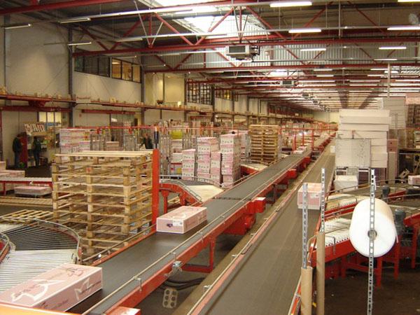 Hilverda De Boer facility in Aalsmeer.