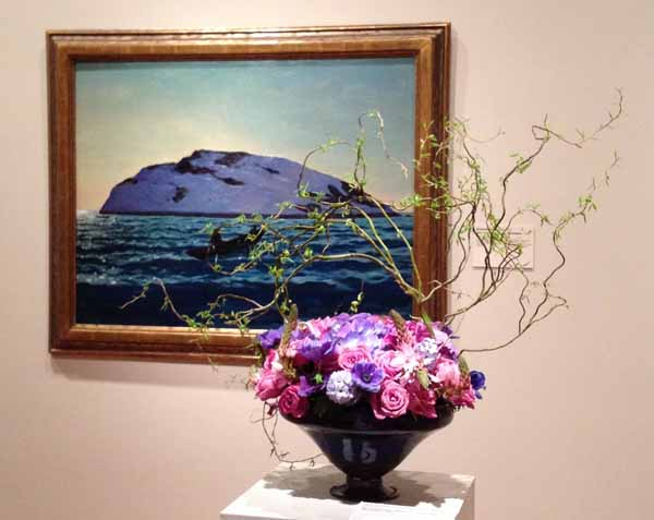 floral design and art