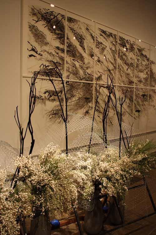 Floral Designer and Art Piece: Unknown